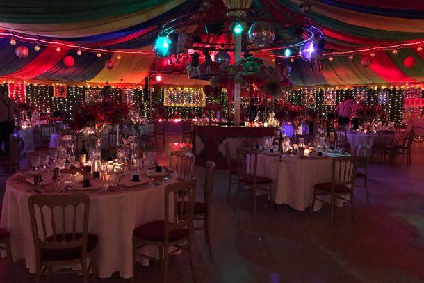 Broich Catering & Locations_Veranstaltungen 2018_30. Geburtstag_Chapiteau_Familie Manchot